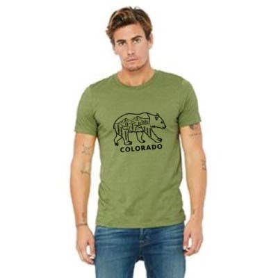 Colorado Animal Unisex Tee