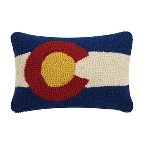 Colorado Hook Decorative Pillow
