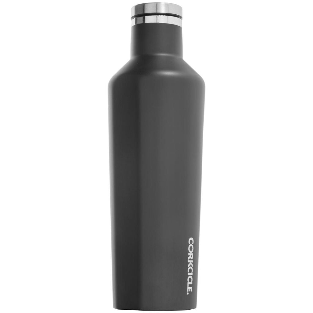 Canteen 16oz - Matte Black