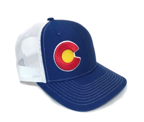 Colorado Royal C Trucker Hat