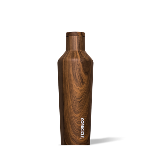 Canteen- 16oz Walnut Wood