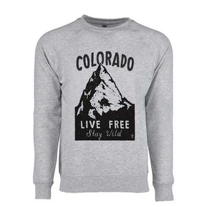 Colorado Live Free Sweatshirt