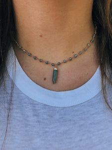 Nikko Blu - Ashlee Necklace