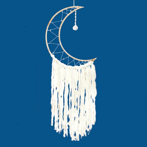 Dream Catcher: Large Moon