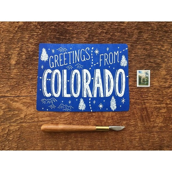 Colorado Post Card