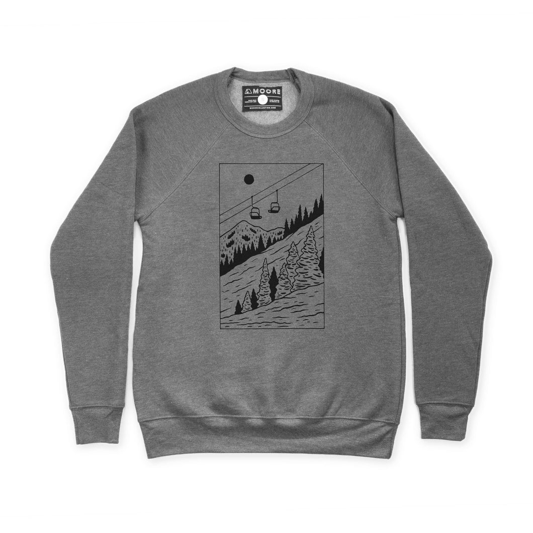 Slope Crew Neck Sweatshirt