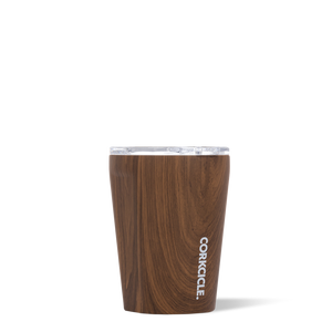 Tumbler 12oz - Walnut Wood
