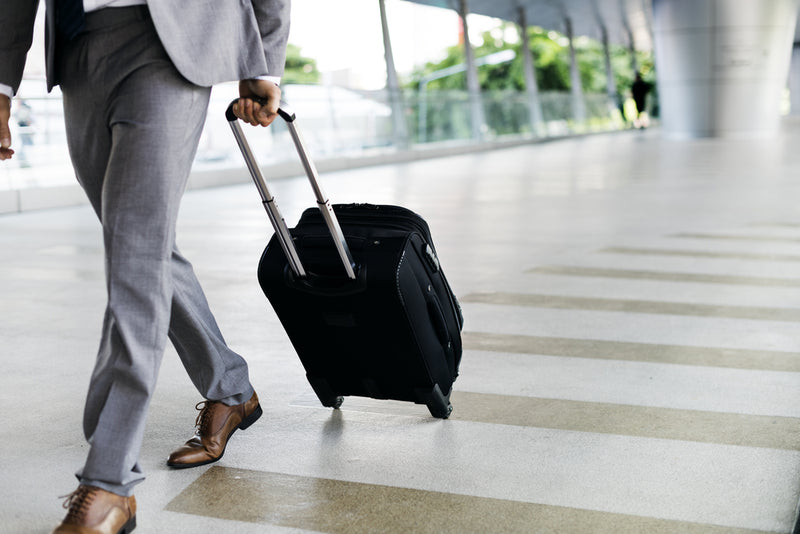 5 Stress-Lowering Tips for Business Travel