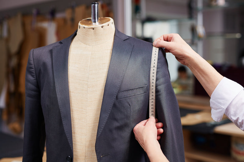 What to look for in a well-fitted suit | Ed's Fine Imports