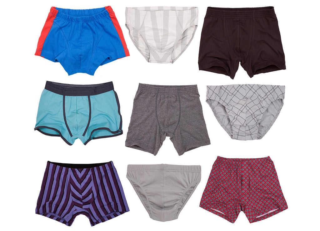 Ed's Fine Imports talks about the difference between boxers and boxer briefs, and which is right for you.