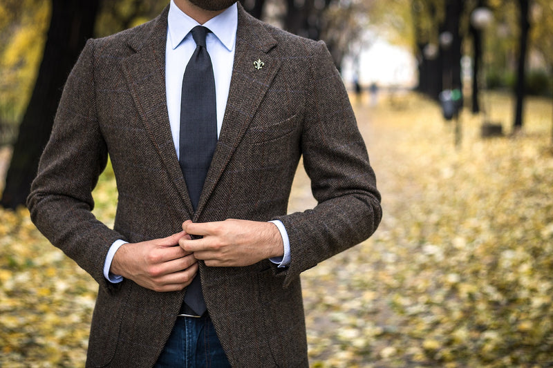 3 Quick Men's Fashion Tips for Staying Stylish this Fall