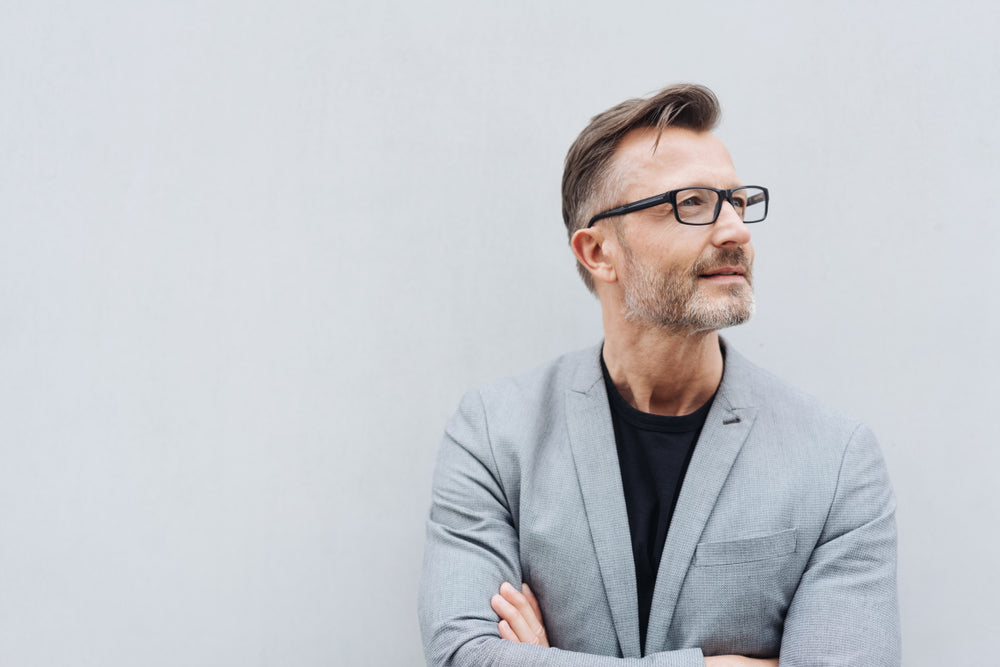 Fashionable advice for mens style over 40