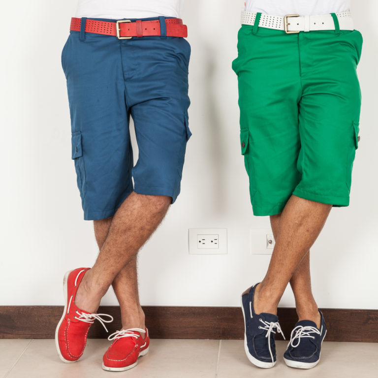 Be Cool – Wear Shorts