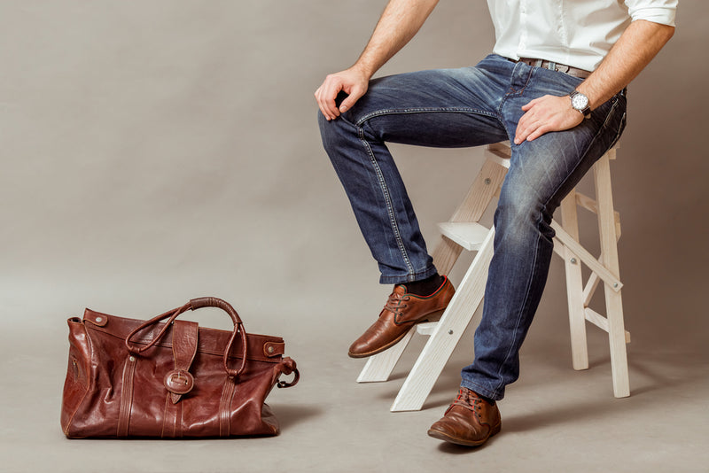 Have you noticed that mens jeans have changed their material?