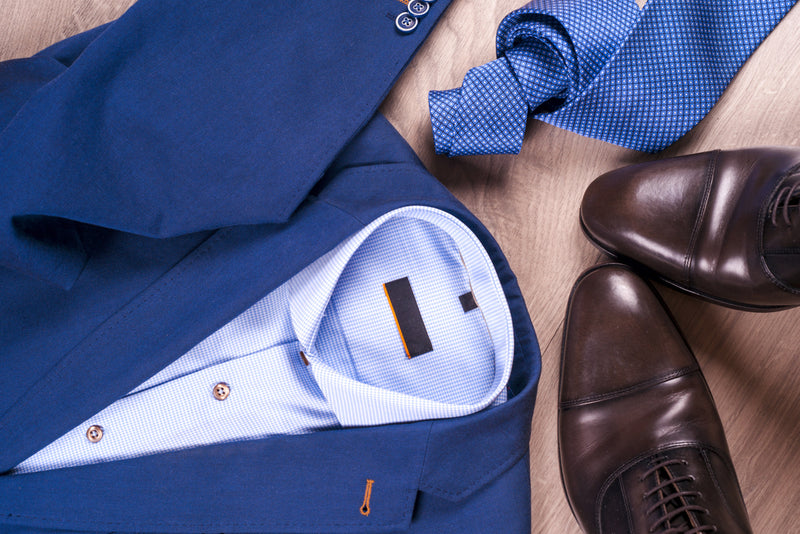 Here's the right way to care for a men's suit.