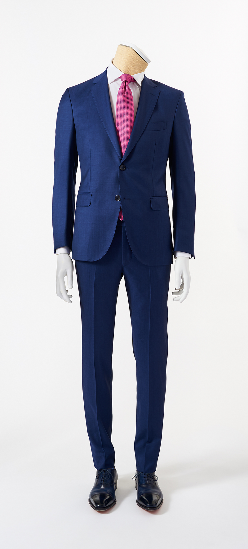 Calvaresi Suit - Royal Blue