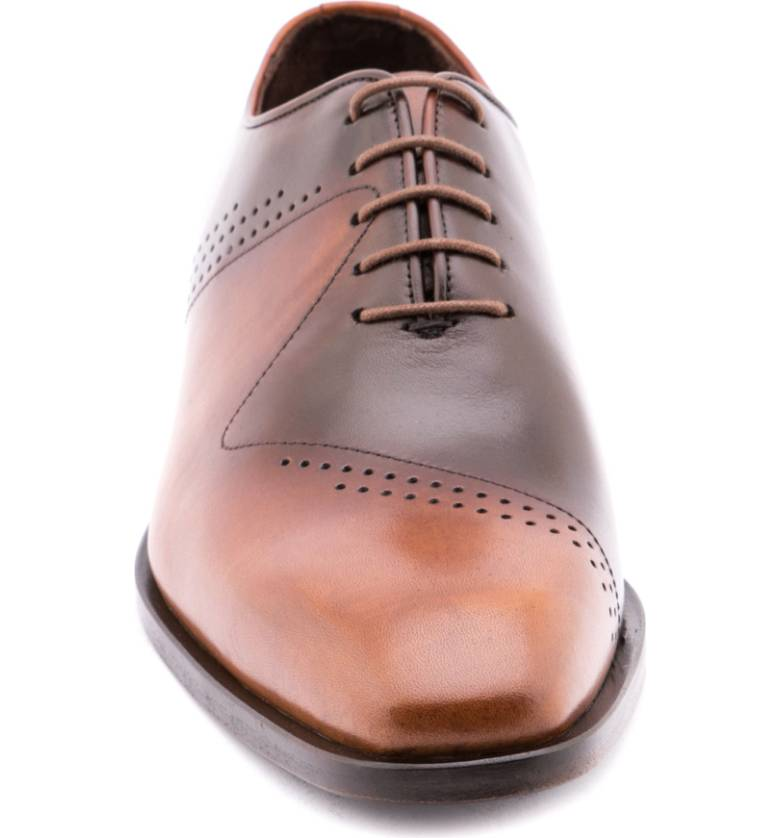 Jared Lang Shoes - Buffer Plain Toe Oxford