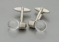 Cufflinks - Light Bulb