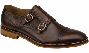Johnston and Murphy Shoes - Double Monk