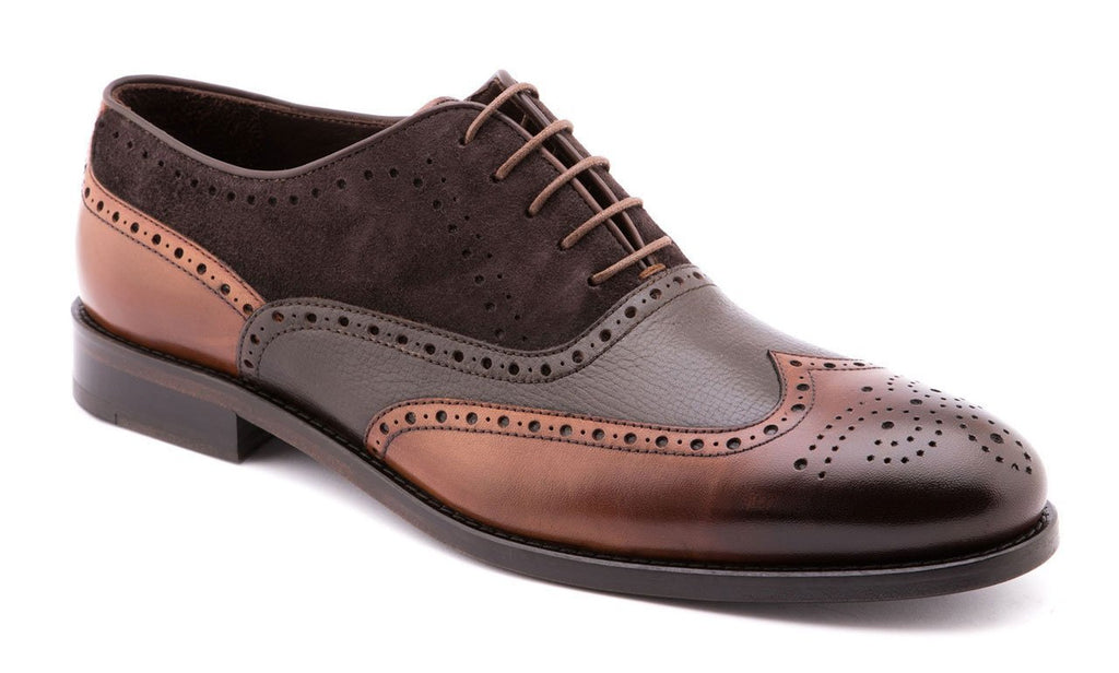 Jared Lang Shoes - Sammy Wingtip