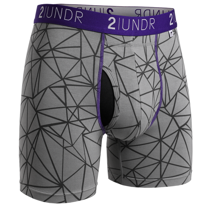 2UNDR Mens Luxury Underwear Swing Shift Boxer Briefs Star Trek
