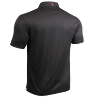 2UNDR Mens SHORT SLEEVE POLO - MAGNUM IP - FREE4ALL/CHARCOAL