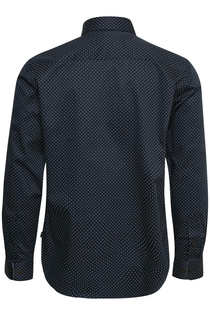 Matinique - Casual Shirt - Small Dot Print