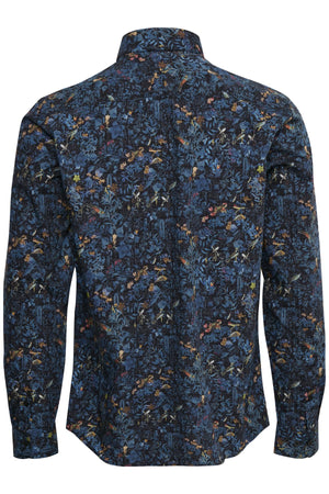 Matinique - Casual Shirt - Trostol Big Flower