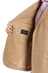 Bugatchi Men's Casual Blazer - Camel Sports Jacket BNWT