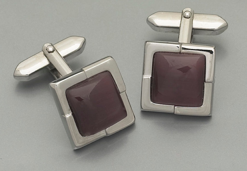 Cufflinks - Cat's Eye 5858