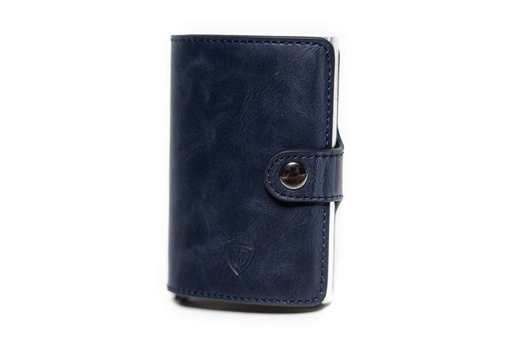 Card Shield - RFID Mini Wallet Shark Skin