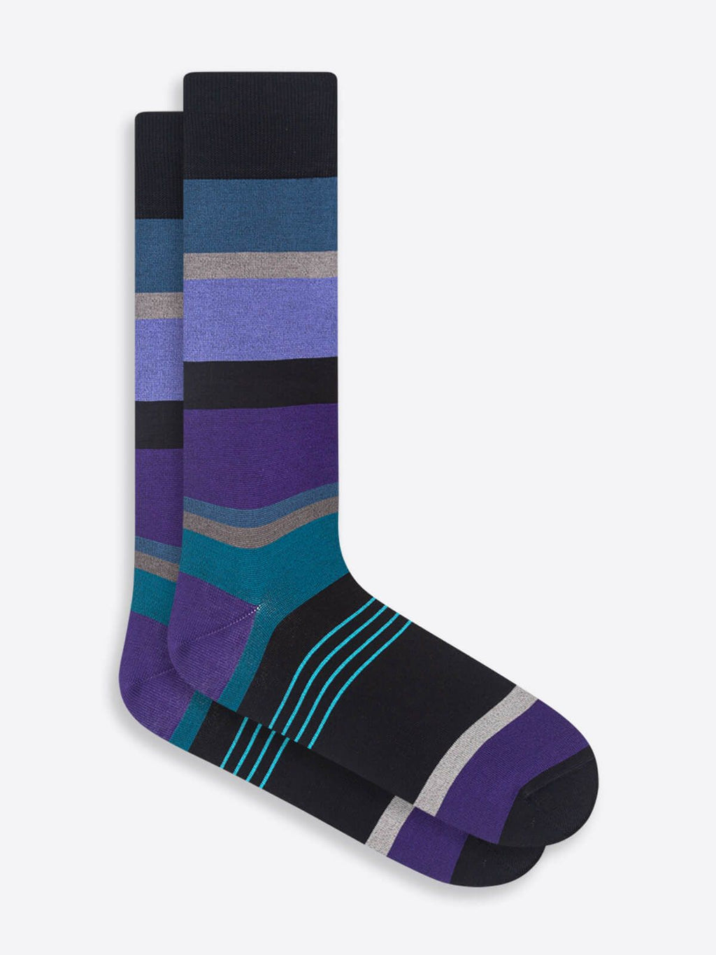 Bugatchi Socks - Grape - PB7016