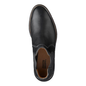 Johnston & Murphy - Men's Shoes Holden Chelsea Boot -Black - 20-4917