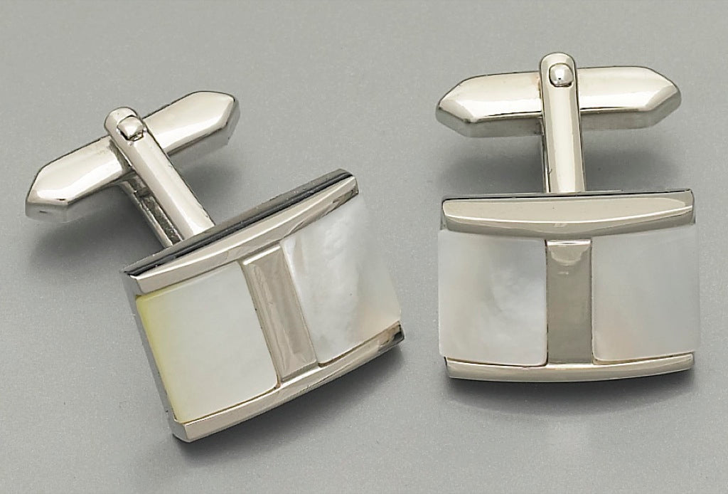Cufflinks -7868 Mother of Pearl