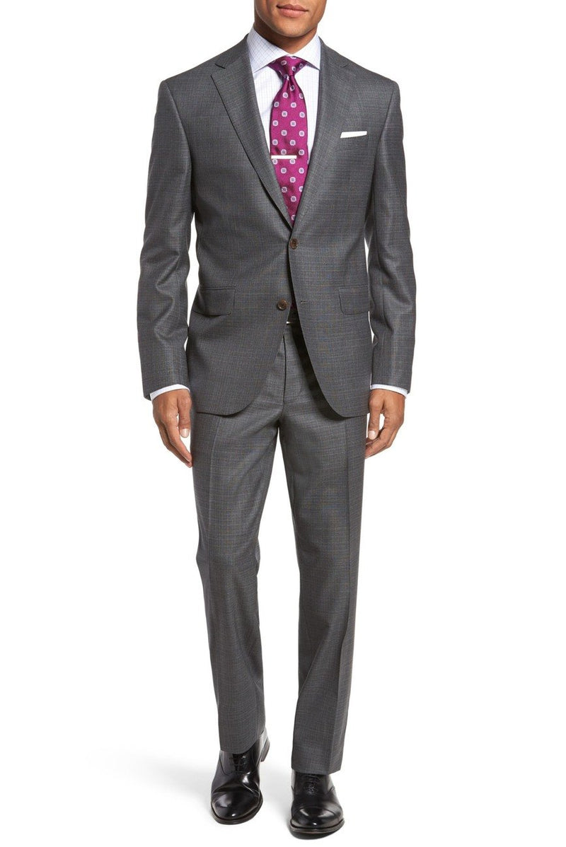 Jack Victor Suit  - Year Round Grey