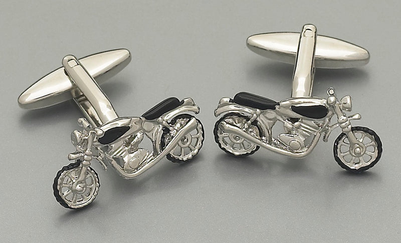 Cufflinks - Motorcycle