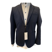 Clearance - Sports Jacket - Matinique - Ink Blue