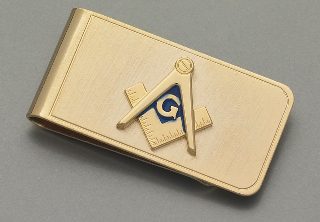 Money Clip - Masonic BMC270