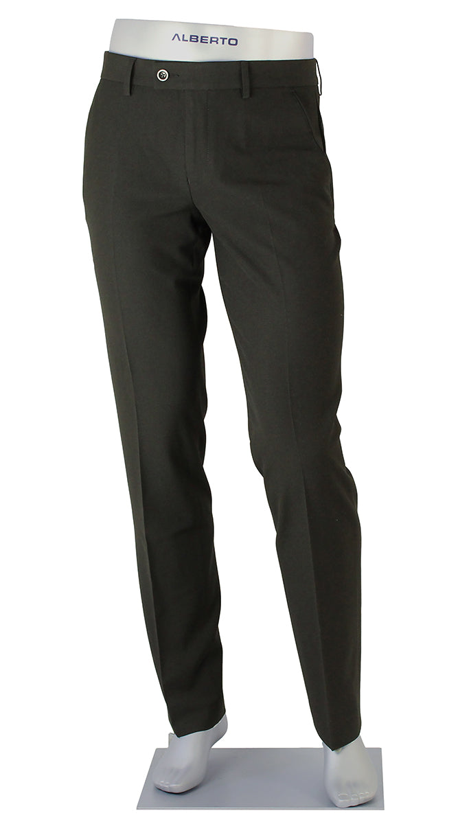 Alberto - Ceramica Pipe Slim Fit Black