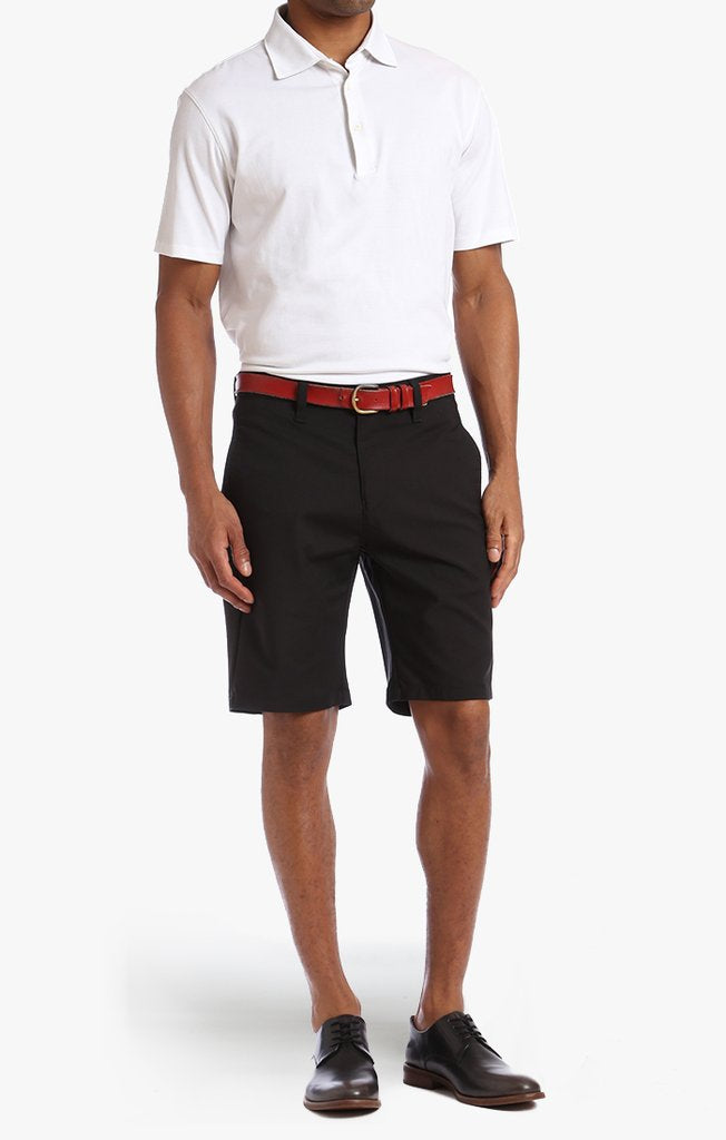 34 Heritage - Nevada - Black Performance Shorts