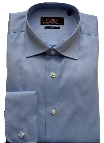 Serica Dress Shirt - C-106FC (regular fit+French Cuff)