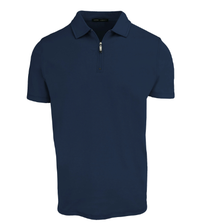 Robert Barakett Polo - Georgia - Zip Polo