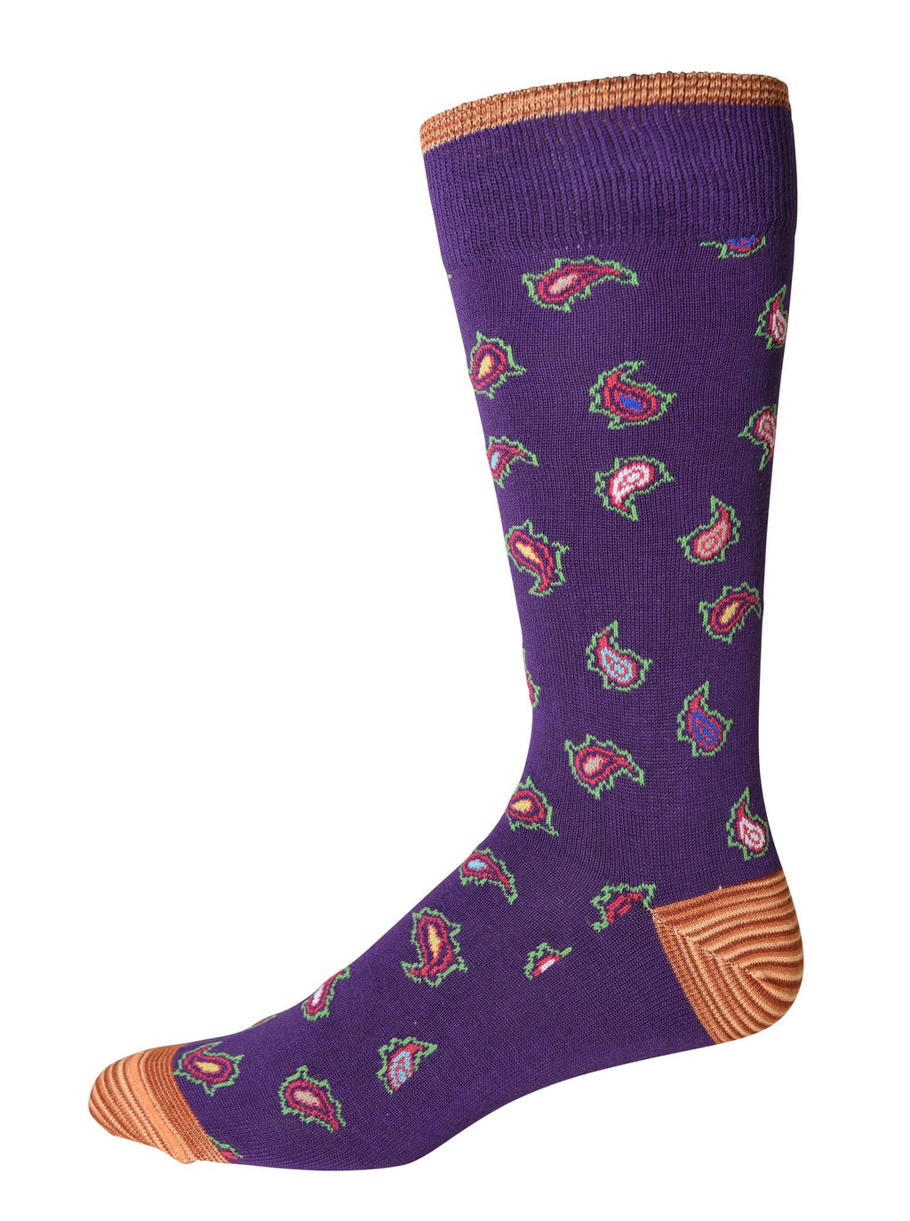 Robert Graham Socks - Camber Purple