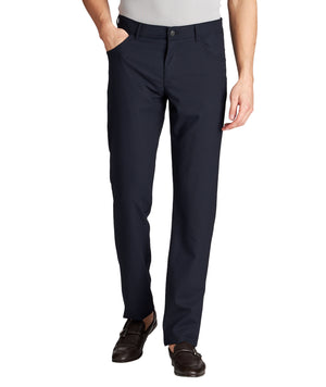Alberto - Ceramica Pipe Slim Fit Navy
