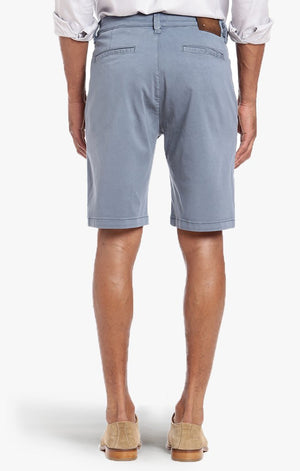 34 Heritage - Nevada - China Blue Soft Touch Shorts