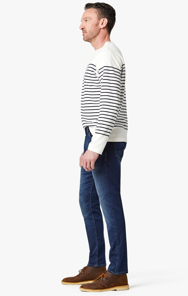 34 Heritage - Cool Slim Leg Jeans in Dark Sporty