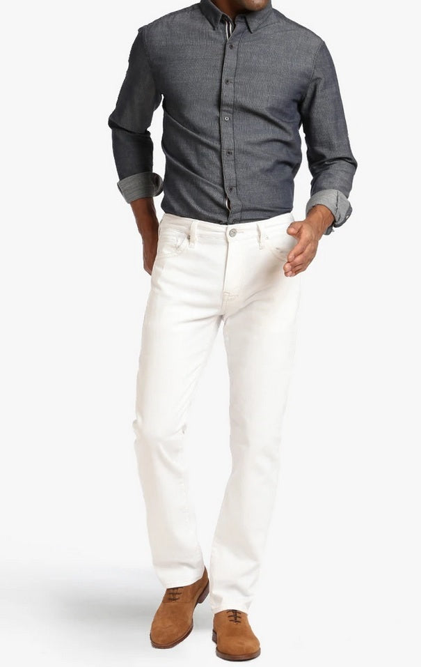 34 Heritage - Cool - White Denim