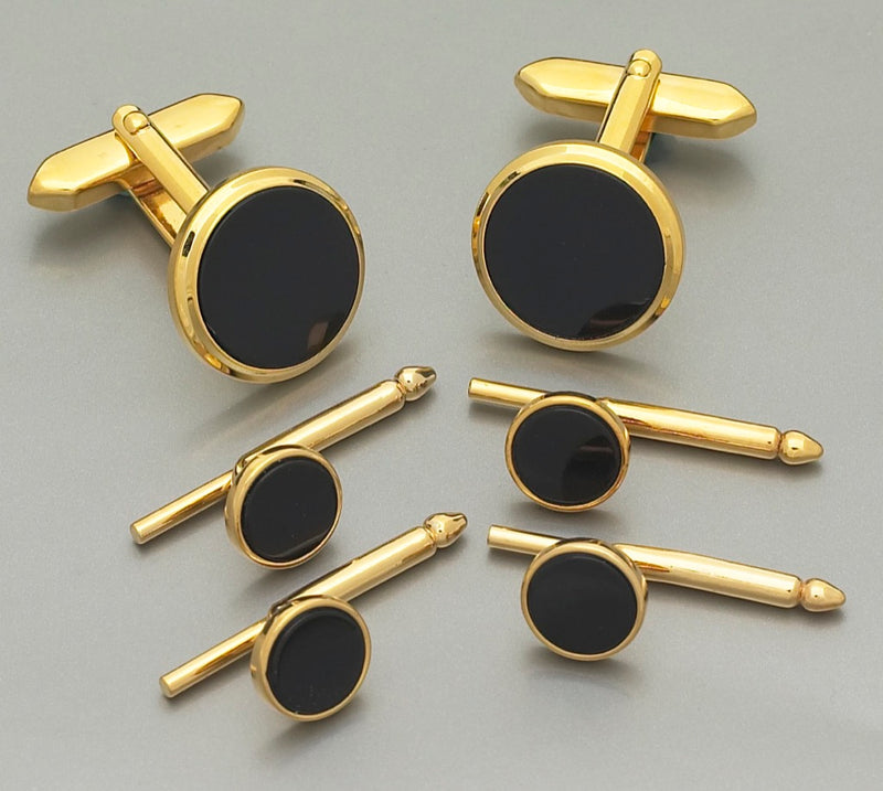 Formal Set - Onyx Gold
