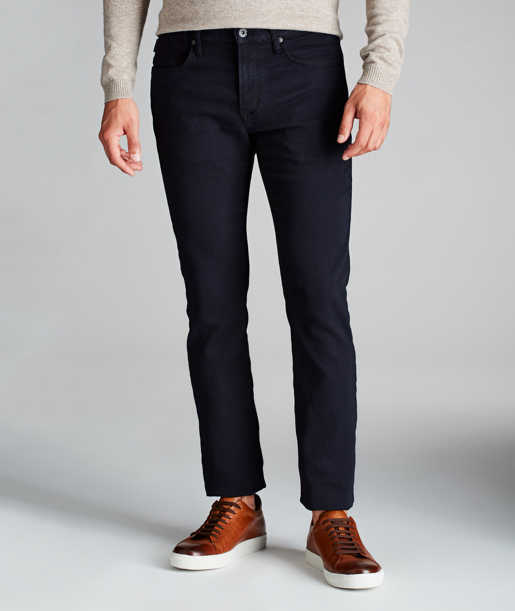 John Varvatos - Bowery Slim Stretch Jeans