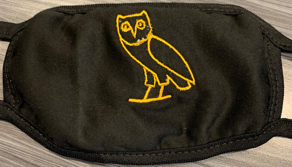OVO Embroidered Masks